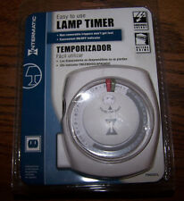 Intermatic LAMP TIMER - TN600CL - NEW!