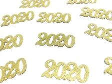 20 x Happy New Year 2020 Table confetti, Christmas, Xmas, New Years eve party