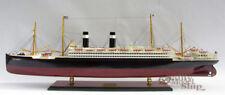 "43"" SS George Washington Display Wooden Ship Model"