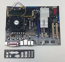 ASUS M2N-SLI + AMD Athlon 64 x2 Dual Core 5600 + 4GB DDR2 + I/O Shield
