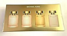 MICHAEL KORS ~WONDERLUST~EAU DE PARFUM~4 PIECE GIFT SET~4ml EACH~SEE BELOW~ NIB~