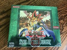 YuGiOh! - Soul of the Duelist - Unlimited Edition - Sealed Box - SOD - US