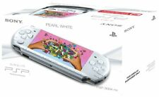 Sony PSP 3000 Series Slim and Lite Handheld Console(PEARL White) New Sealed Rare