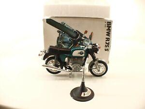 Polistil MS 105 - moto BMW  R75/5 -1/15 en boite/boxed