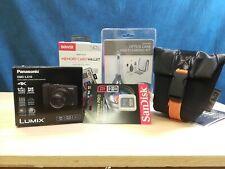 Panasonic Lumix Lx10 20.1Mp Digital Camera W/ Accessories Nib