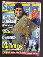 Sea Angler, July 2007, Catch Huss, Halibut, Cod, Bream, Garfish & Plaice
