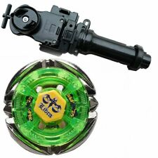 Battle Top Metal 4D Beyblade BB-48 Flame LIBRA Fight Fusion + LAUNCHER W/ Xmas