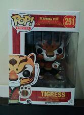 Funko POP! Movies Dreamworks Kung Fu Panda Tigress Vinyl Figure