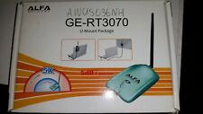 ALFA AWUS036NH amplificatore Wifi network