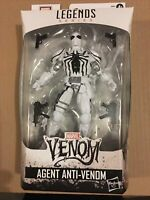 "Marvel Legends Agent Anti-Venom 6"" inch Action Figure Exclusive"