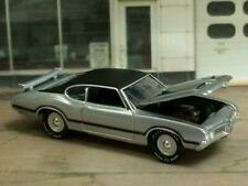 1970 70 Oldsmobile Cutlass 442 S W-31 Muscle Car 1/64 Scale Limited Edition Y5