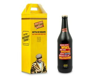 Only Fools and Horses Bottle of Dreams Ceramic Money Pot Gift Boxed - DISCOUNTED