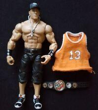 WWE Elite Defining Moments JOHN CENA w/ US U.S. Championship Belt Loose Figure
