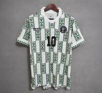 1994 Nigeria Away Retro Soccer Jersey