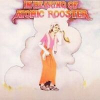 """ATOMIC ROOSTER """"IN HEARING OF"""" CD NEW"""