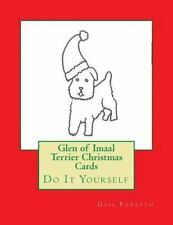 Glen of Imaal Terrier Christmas Cards : Do It Yourself by Gail Forsyth (2015,.