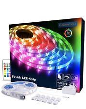LED Strips Lights 5m [Newest 2019], RGB 5050 LEDs Colour Changing Kit