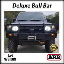 ARB BULL BAR Mitsubishi Shogun Pajero (1991-00) Deluxe Verricello Paraurti