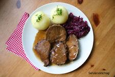Sauerbraten, Spezialität, Braten, 600 g, Konserve lang haltbar Camping 11,42€/kg