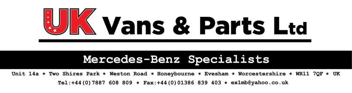 UK Vans & Parts Ltd