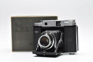 [NEAR MINT MAMIYA 6 SIX Model P Rangefinder 6x6 SEKOR 7.5cm f3.5 From JAPAN