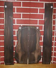Brazilian Rosewood High Grade Guitar BACK Sides  OM Classical luthier TONEWOOD