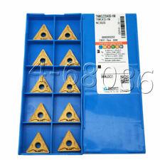 10PC TNMG220408 -HM NC3020 carbide insert TNMG432 HM CNC turning blade lathetool