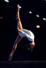 Nadia Comaneci Poster, Gymnastics, Olympic Gold