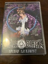 BIBLE BLACK: NEW TESTAMENT DVD SECOND SACRAMENT HENTAI REGION 1