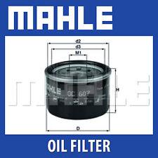 MAHLE Filtro Olio oc607-Si Adatta a Smart Fourtwo-Genuine PART