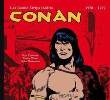 CONAN les Comics Strips inédits 1978/79 Roy Thomas, Ernie Chan, John Buscema