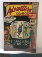 Adventure comics 279 F- 10 CENT ISSUE - WHITE KYPTO INTRO