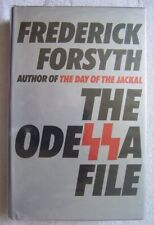 The Odessa File by Frederick Forsyth (1972) British First Edition