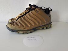Nike Air Max Foamposite P PHAZE Gold US10,5 Vintage 2001 RARE Jordan