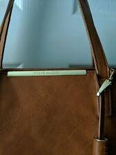 Steve Madden Tote Handbag Shoulder Bag Tan/Beige color