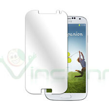 Pellicola mirror specchio per Samsung Galaxy S4 i9505 SIV protezione display