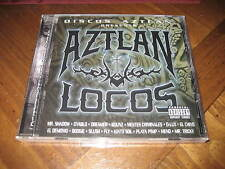 Chicano Rap CD AZTLAN LOCOS - Kinto Sol Mr. Shadow DYABLO Playa Pimp El Demonio