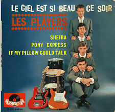 LES PLAYERS SHEIBA FRENCH ORIG EP FENDER