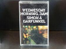K7 SIMON & GARFUNKEL Wednesday morning 3 am 5018665263949
