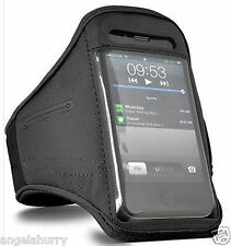Black Sport Gym Running Arm Armband Pouch Case For HTC 8S Windows Phone