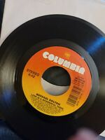 Michael BOLTON Love Is A Wonderful Thing   Soul Provider 45 RPM Columbia EX
