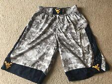 Jevon Carter Wvu Game Worn Nike Basketball Shorts