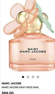 Daisy Marc Jacobs Daze 50 Ml Eau De Toilette Rrp$89 Sell$75