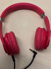 Beats By Dre Solo HD Auriculares Con Cable Rosa-probado gwo