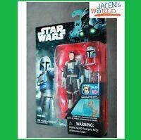 "Fenn Rau Figure Star Wars Rebels  3.75"" Rogue One WAVE 4"