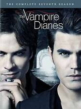 The Vampire Diaries: The Complete Seventh Season (DVD, 2016, 5-Disc Set) NEW!!!