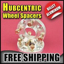 27MM | Hubcentric Adapters Wheel Spacers Ford 4x100 | 54.1 | 12x1.5