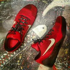 Nike Kobe 9 Elite Low University Red Size 15