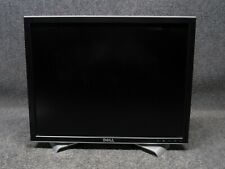 "Dell Model 2007FPb Black/Silver 20"" LCD Flat Panel Monitor S-Video/DVI/VGA"