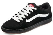 VANS OFF THE WALL (BAXTER) BLACK WHITE GUM SUEDE SKATE SHOES SZ 10 MENS NEW NIB